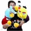 3 to 21 inch Custom Stuffed Angry Birds Plush Toy