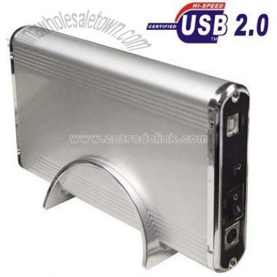 3.5 Inch USB HDD Enclosure HDD Case External Enclosure