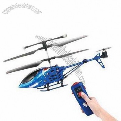3.5-channel Infrared RC Helicopter with Handle Remote Control and Built-in Gyro