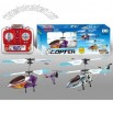 3.5CH Gyroscope Oriented Alloy Helicopter