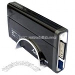 3.5inch HDD Media Player Supporting USB HOST and Card Reader