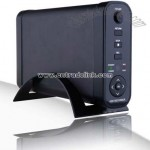 3.5inch HDD Media Player with TV Recorder and LAN