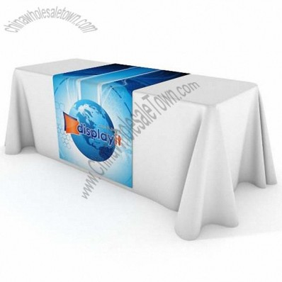 30 Inch Wide Dye Sub Table Runner