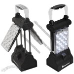 30 LED Lantern/Work Light with Dual Rotating Light Panels