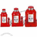 30 to 100 Tons Capacity Hydraulic Jacks with 285 to 335mm Minimum Height
