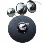 300 to 600mm Indoor Round Acrylic Safety Convex Mirror with Wide-angle Viewing