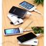 3000mAh iPhone PSP HTC Portable Mobile Power External Battery Charger