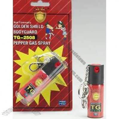 30ml Keychain Pepper Spray with Sheath