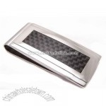 316L Stainless Steel and Titanium Money Clip