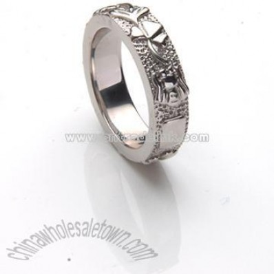 316l Stainless Steel Ring