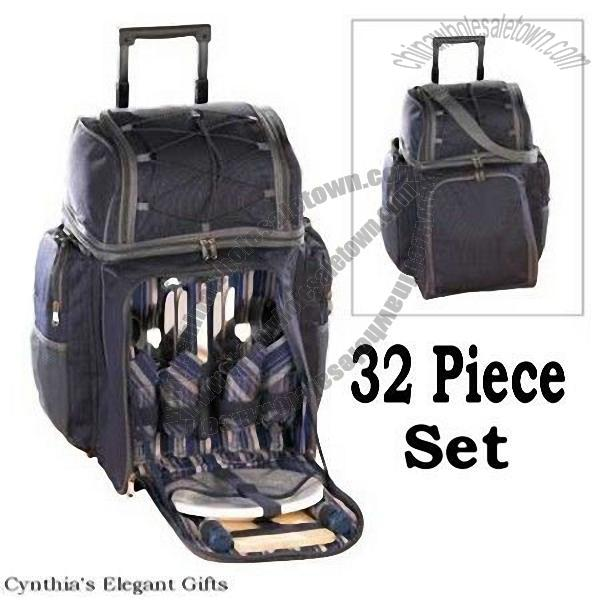Picnic Sets For 6 Bag Camping Picnic Set