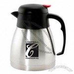 34oz (1L) Stainless Steel Vacuum Carafe