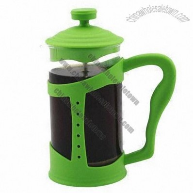 350mL Plastic Handle French Press