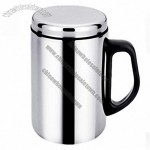 350ml Double Stainless Steel Mug