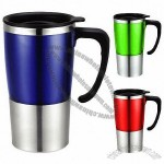 350ml Fashion Color Stainless Steel Auto Mug