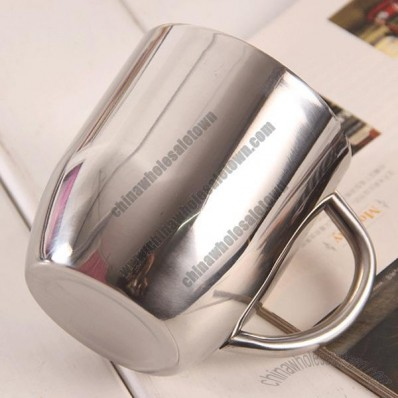 350ml Shop Mug Insulated Stainless Steel