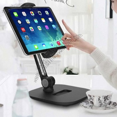 360 Degree Adjustable Stand/Holder for Tablets and Cellphone