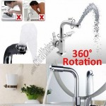360 Rotating Basin Faucet Kitchen Faucet Mixer Water Tap