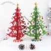 36cm Wooden Christmas Tree