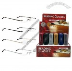 36pcs Reading Glasses In A Display Case