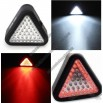 39 LED Bright Light Flashing Warning Triangle