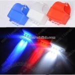 3LED Square silicone lamp