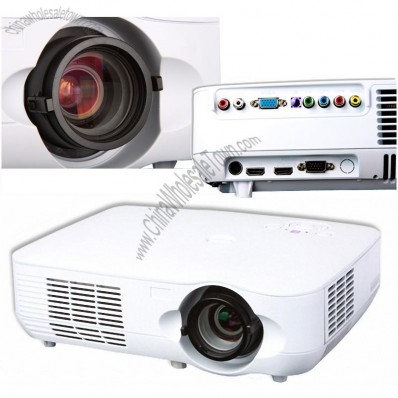 3LED and 3LCD Real Full HD 1080p Multimedia Home Theater Projector
