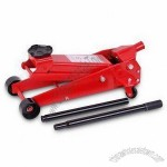 3T Hydraulic Floor Jack Portable CE-, GS-, TUV- and ANSI-approved