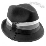 3Tone Band Fedora hat