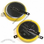 3V Lithium Button-cell Battery with 600mAh Capacity