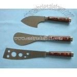 3pc Cheese Knife Set