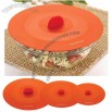 3pcs Silicone Lid Set