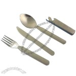 4 PCS Set Stainless Steel Cutlery