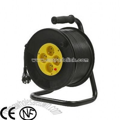 4 Socket Cable Reel
