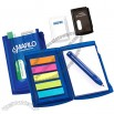 4-in-1 Card Holder Promotional Notepad with Self Adhesive Notes