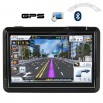 4.3 Inch Touchscreen GPS Navigator with Multimedia System