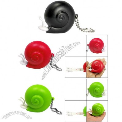 40 Inch Mini Snail Portable Pocket Ruler Measuring Tool Tape Measure