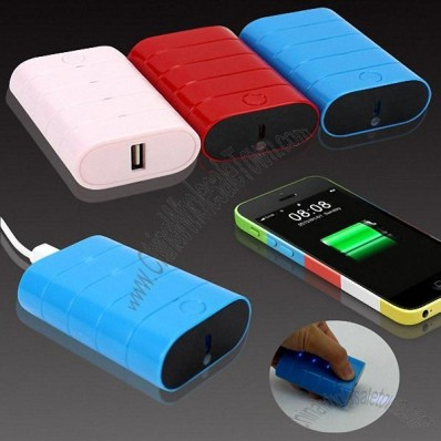4000mAh Mobile Emergency Charger