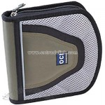 400D Nylon & Mesh CD Case