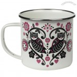 400ml Enamel Mug