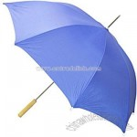 48-inch Solid Blue Golf Umbrellas