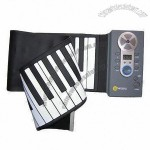 49 Keys Silicone USB Roll-up Piano