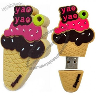 4GB Ice Cream Style USB Flash Drive