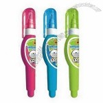 4ml Nontoxic Mini Correction Pen with Stainless Steel Tip