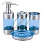 4pcs Bathroom Set