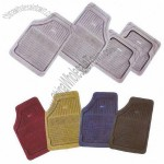 4pcs NBR Car Mats Set