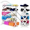 5-Level Detachable Shoe Rack for 15 Pairs
