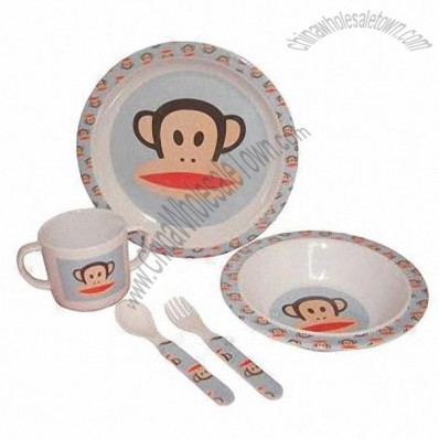 5-Piece Children's Dinner Set