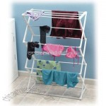 5-Tier Mildew Resistant Drying Rack