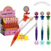 5 in 1 Bubble Stamp Pen w/Light and Handle